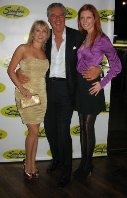 vittorio assaf in Serafina UWS Opening Party