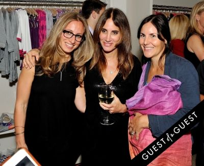 susan lazar in Egg Tribeca Grand Opening