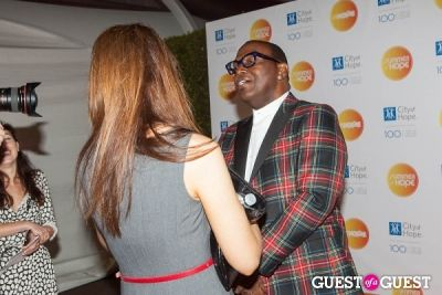 randy jackson in City of Hope's 2013 Summer of Hope Celebration