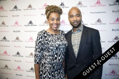 randy reed-and-enocia-bedford in Toasting the Town Presents the First Annual New York Heritage Salon & Bounty