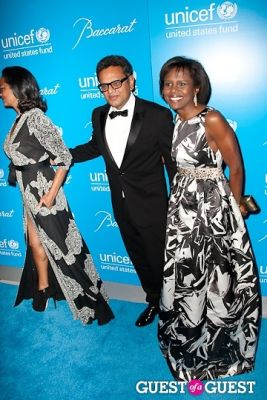 naeem khan in The 8th Annual UNICEF Snowflake Ball