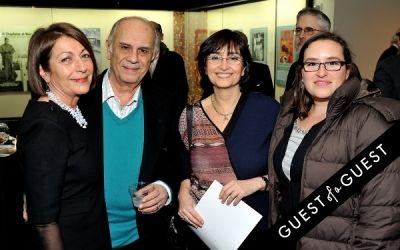 micaela mordkowski in New York Sephardic Film Festival 2015 Opening Night