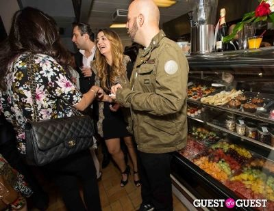 arin der-gevorkian in Food Haus Cafe Celebrates Grand Opening in DTLA