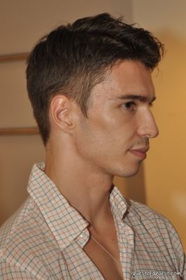 raul aktanov in Running With Heels