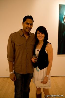 ravee mehta in Les Art Crawl