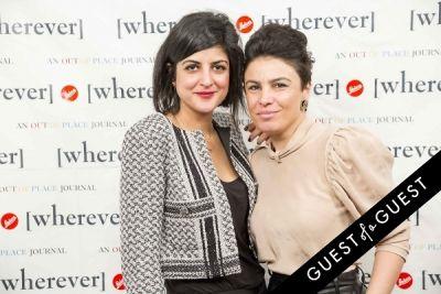 dena al-adeeb in Wherever Magazine Launch