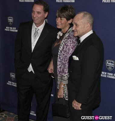 ray kelly in NYC POLICE FOUNDATION GALA