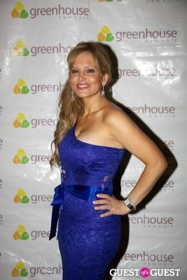 rebecca banayan-lieberman in Greenhouse Fashion Show and Party