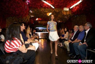 shiri sarfati in Greenhouse Fashion Show and Party