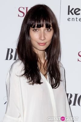 rebecca dayan in BIG SUR New York Movie Premiere