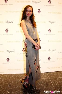 rebecca dayan in NY Special Screening of The Intouchables presented by Chopard and The Weinstein Company