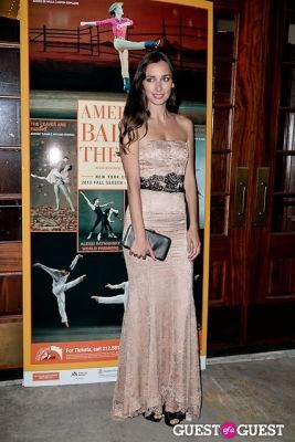 rebecca dayan in American Ballet Theatre Opening Night Fall Gala