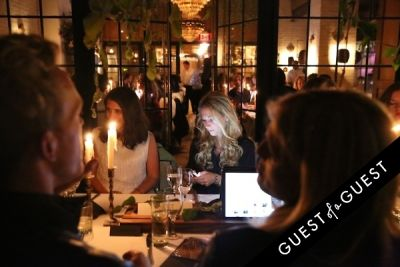 rebecca hessel-cohen in The Relaunch of Guest of a Guest & The Prelaunch of The Ludlow Hotel