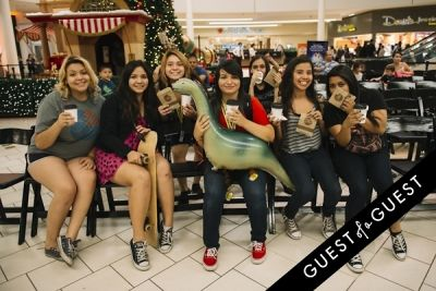 felicia guerrero in The Shops at Montebello Presents Santa's Arrival