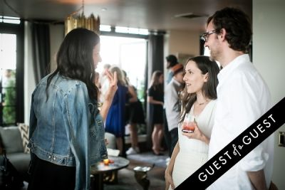 david nugent in Guest of a Guest & Cointreau's NYC Summer Soiree At The Ludlow Penthouse Part II