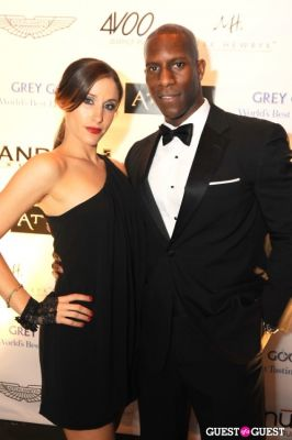 rebeka bernstein in Attica & Grey Goose 007 Black Tie Event
