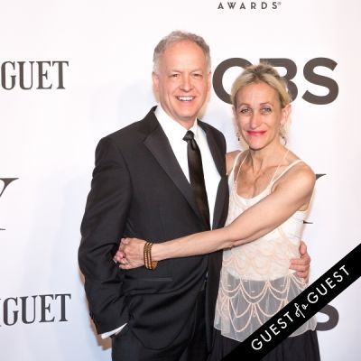 reed birney in The Tony Awards 2014