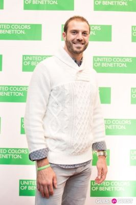 reed doughty in #BeBenetton A/W 2013 Collection