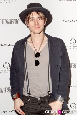 reeve carney in A Private Screening of THE GREAT GATSBY hosted by Quintessentially Lifestyle