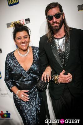 felipe veloso in Brazil Foundation Gala at MoMa