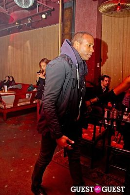 reginald cash in Malik So Chic's Dirty Thirty Bash