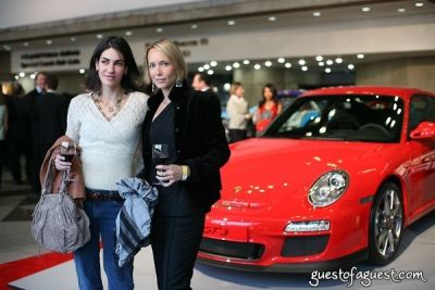 karin dauch in 10th Annual Gala Preview of NY Int'l Auto Show