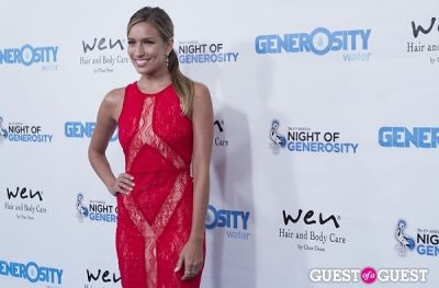 renee bargh in Generosity Water Presents