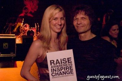 renee dunaway in IGGY POP MICK ROCK Urban Zen Foundation Benefit