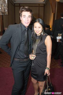 anna yu in Fresh Air Fund's Fall Benefit
