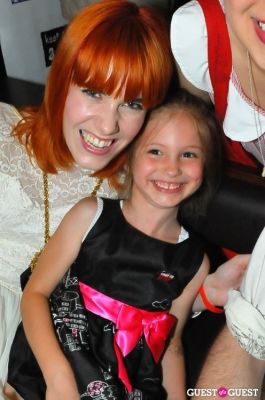 isabella ingvarsson in Zelda Kaplan's Birthday Benefit for Keep A Child Alive