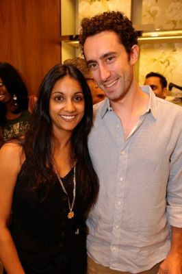 renu jain in Cole Haan & Guest of a Guest Launch Party for the Whitney Collection