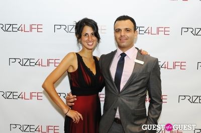 guy yamen in The 2013 Prize4Life Gala