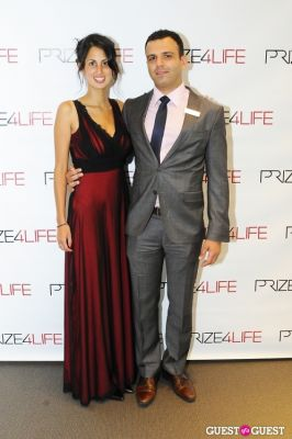 reut tondovski in The 2013 Prize4Life Gala