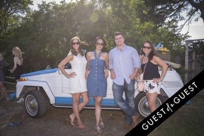 rica roman in GUEST OF A GUEST x DOLCE & GABBANA Light Blue Mediterranean Escape In Montauk