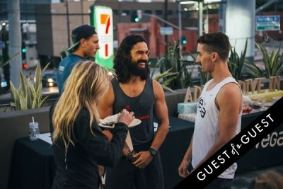 ricardo vargas in Vega Sport Event at Barry's Bootcamp West Hollywood