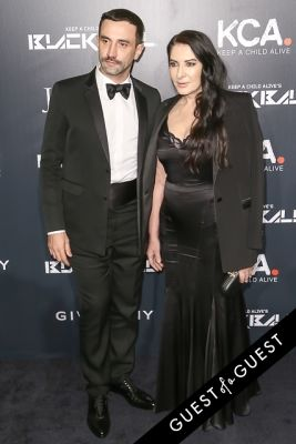 marina abramovic in Keep a Child Alive 11th Annual Black Ball