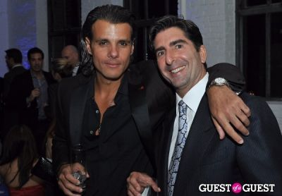 rich bellofatto in Carbon NYC Spring Charity Soiree