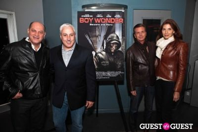 rich caballero in New York Premiere of Boy Wonder & After Party to District 36