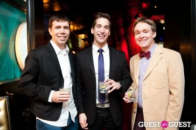 greg oneill in Hot 100 Party @ Capitale