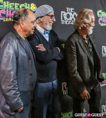 lou adler in Green Carpet Premiere of Cheech & Chong's Animated Movie