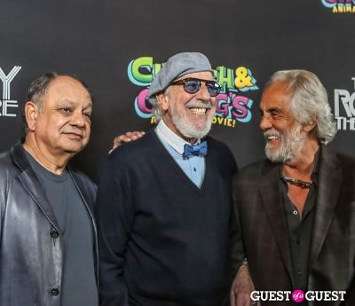 tommy chong in Green Carpet Premiere of Cheech & Chong's Animated Movie