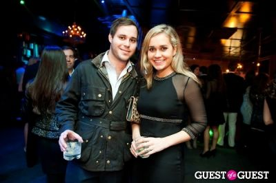 julia berg in Hot 100 Party @ Capitale
