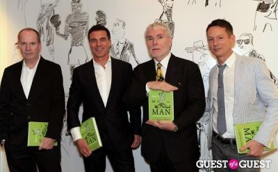 jim nelson in How To Be A Man Book Launch