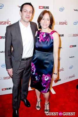 holly gordon in Girl Rising Premiere