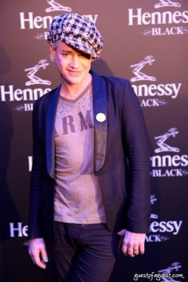 richie rich in Hennessy Black Launch Party