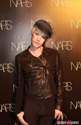 richie rich in NARS Cosmetics Launch