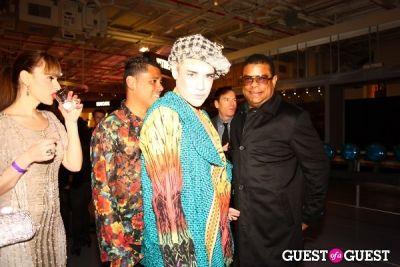 richie rich in Jeffrey Fashion Cares 2012