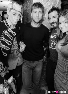 lance bass in The King Collective And Ivana Helsinki After Party