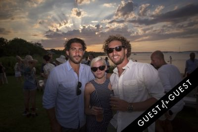 rick solano in GUEST OF A GUEST x DOLCE & GABBANA Light Blue Mediterranean Escape In Montauk