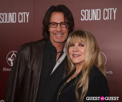 rick springfield in Sound City Los Angeles Premiere